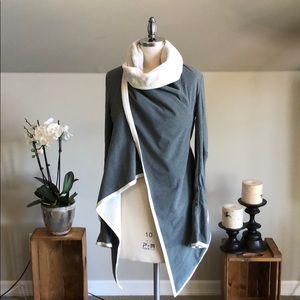Lululemon Cozy Grey Jacket